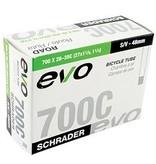Evo EVO, Schrader, 48mm, INNER TUBE,  700X18-25C XL
