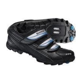 Shimano SH-WM51, BLACK, WOMEN'S, BICYCLE SHOES, SHIMANO 40