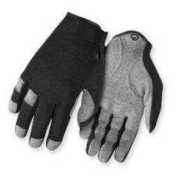 GIRO GLOVES HOXTON, LF, GIRO GLOVE, BLACK HEATHER XXL