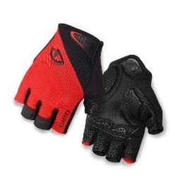 GIRO GLOVES MONACO RED/BLACK L