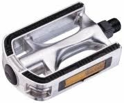 """Alloy, Pedals, 9/16"""", Rubber Top"""