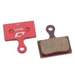 Jagwire Jagwire, Muntain Sprt, Disc brake pads, Semi-metallic, Shiman Rad/CX RS805, RS505, RS405, RS305