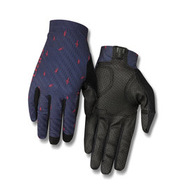 GIRO GLOVES RIVET CS, MIDNIGHT, L