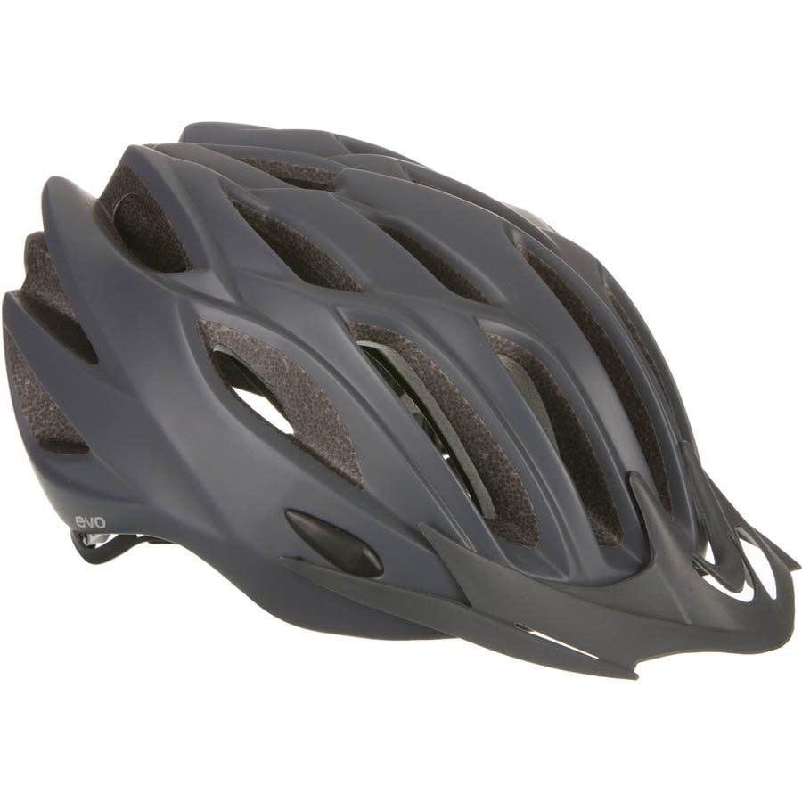Evo Evo, Draff, Helmet, Matte Grey, LXL, 55-61cm