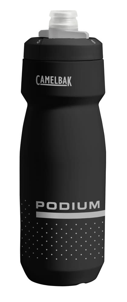 CAMELBAK Camelbak Podium Water Bottle: 24oz, Black