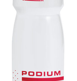 CAMELBAK Podium Water Bottle: 21oz, Fiery Red, Camelbak
