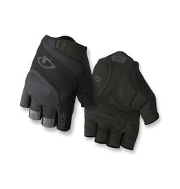 GIRO GLOVES BRAVO GEL GLOVE, M, BK GIRO