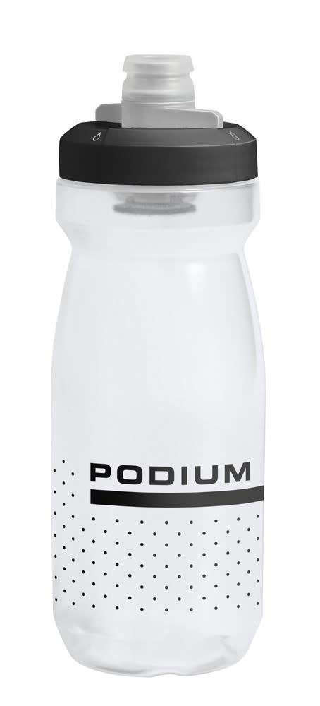 CAMELBAK Camelbak Podium Water Bottle: 21oz, Carbon