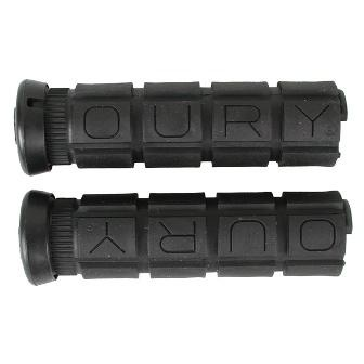 Oury Oury Lock-On Grip with ODI Clamps, Black