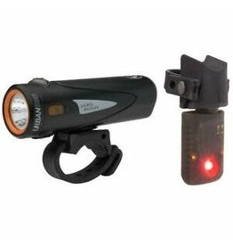 Light and Motion Light and Motion VIS 500 Onyx + Vya TL Combo Light Set