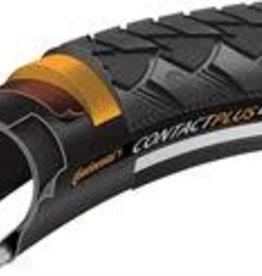 Continental CONTACT PLUS, 700x37, WIRE REFLEX Tire