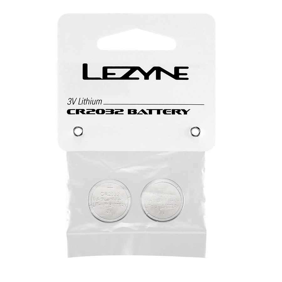 Lezyne Lezyne, CR 2032 Battery, 2-pack