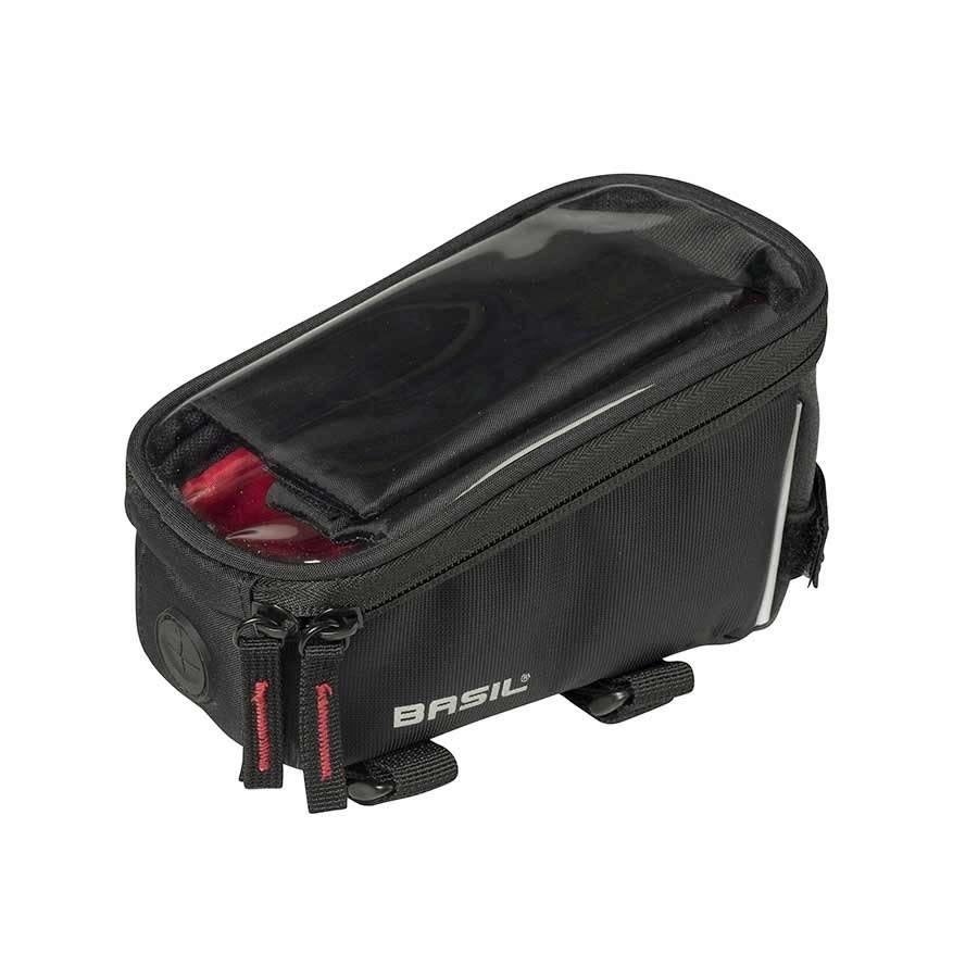 BASIL Basil, Sport, Frame Bag, 1L, Black