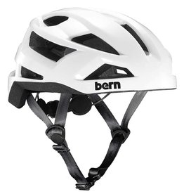 Bern Bern, FL-1 Libre, Helmet, White, L, 59-62cm
