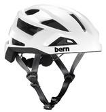 Bern Bern, FL-1 Libre, Helmet, White, M, 55-59cm