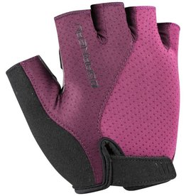 GARNEAU Garneau Air Gel Ultra Gloves - Magenta Purple, Short Finger, Women's, Medium