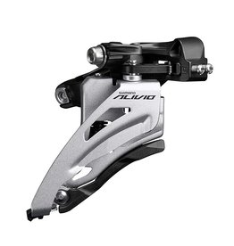 Shimano Shimano, FD-M3120-M-B, Front Derailleur, 2x9, Swing: Side, Cable Pull: Front, Mid 28.6/31.8/34.9mm, Set