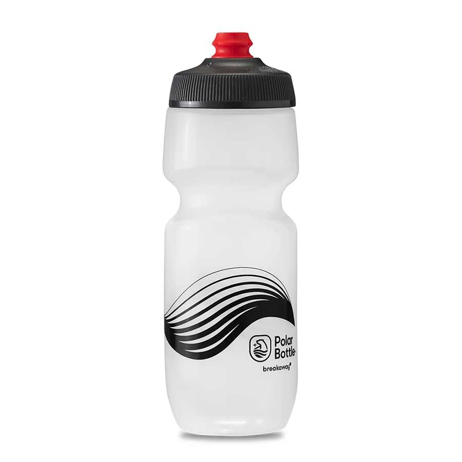 Polar Polar, Breakaway 20oz, Water Bottle, 591ml / 20oz, Frost/Charcoal
