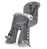 Polisport Plisprt, Bilby JR, Frnt baby seat, Frnt bracket, Grey/Silver
