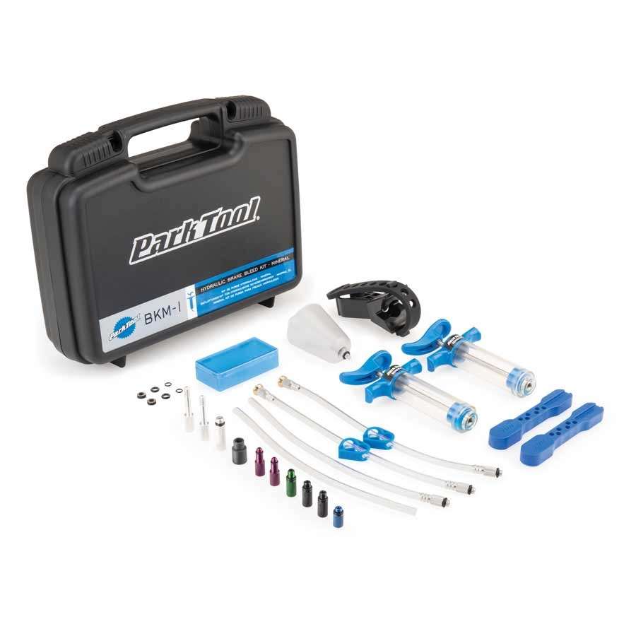 Park Tool Park Tool, BKM-1, Hydraulic Brake Bleed Kit, Mineral