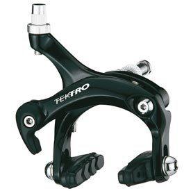 Tektro Tektro, Front, Dual Pivot Caliper, Road, Brakes, R312-y, Black