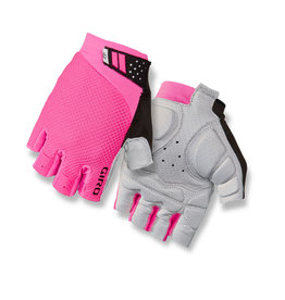 GIRO GLOVES MONICA II BRIGHT PINK L