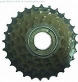 BIKE ATTITUDE Freewheel, 5speed, index, Bike Attitude