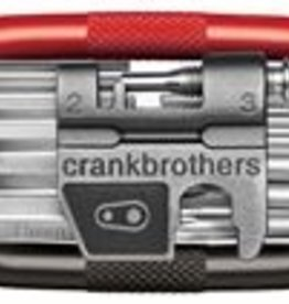 Crank Brothers Crankbrothers M Series Multi Tool 19 Black & Red