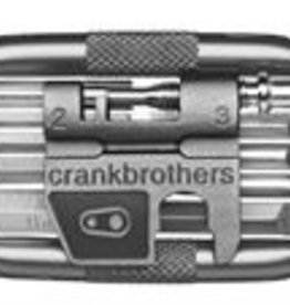 Crank Brothers Crankbrothers M Series Multi Tool 17 Nickel