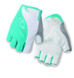 GIRO GLOVES TESSA, GLOVES, TURQUOISE WHITE WM S
