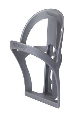 Velocity Velocity Bottle Trap Waterbottle Cage, Silver