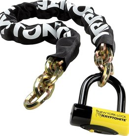 KRYPTONITE CABLES NY FAHGETTABOUDIT 1415 & NY Disc Lock 14mm x 150 cm