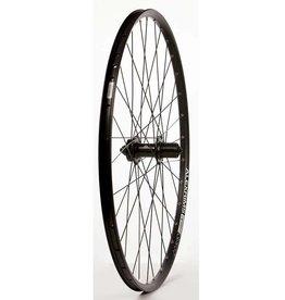Wheel Shop, Rear 29'' Wheel, Alex SX-44 Black / DC-22 Black, 32 DT Stainless Black Spokes, QR Axle, 8/9/10 Sp Cassette, ISO 6 Bolt