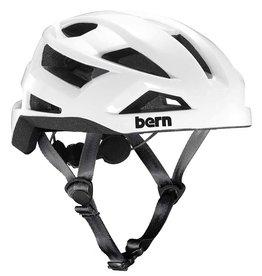 Bern Bern, FL-1 Libre, Helmet, White