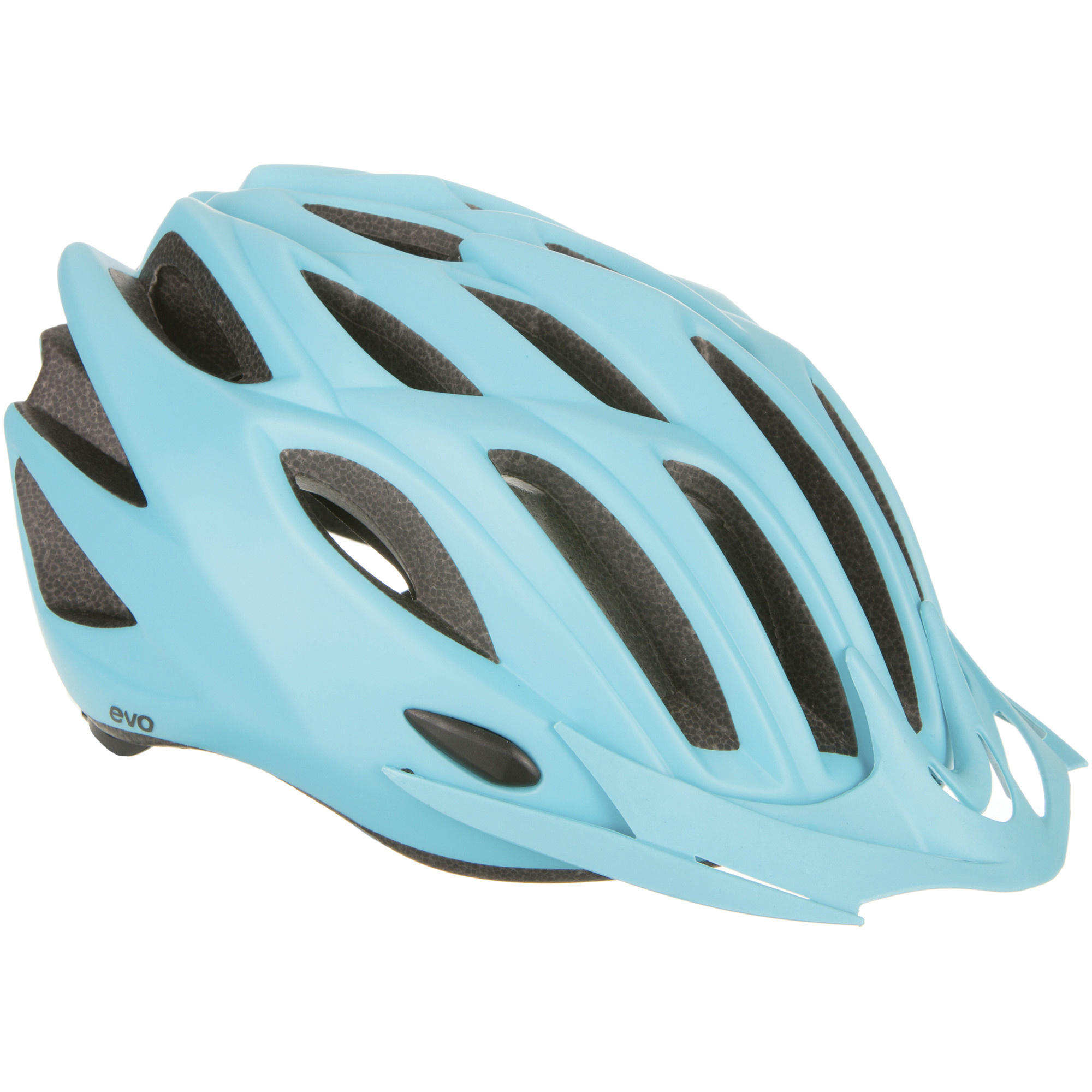 Evo Evo, Draff, Helmet, Matte Blue