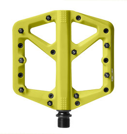 Crank Brothers Crankbrothers Stamp 1, Large, Citron Pedals