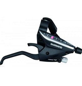 Shimano Shimano, ST-EF65, Shift/Brake lever combo, 3x7sp., Pair