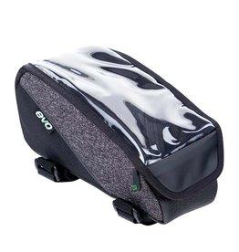Evo EVO, Top Tube Phone Bag, Black