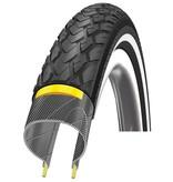 Schwalbe Schwalbe, Marathon, 700x32C, Wire, Endurance, GreenGuard, Reflex, 67TPI, 65-94PSI, 640g, Black