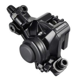 Shimano Shimano, BR-M375, Mechanical disc brake, Caliper only, Front or rear, No Rotor, No adaptor
