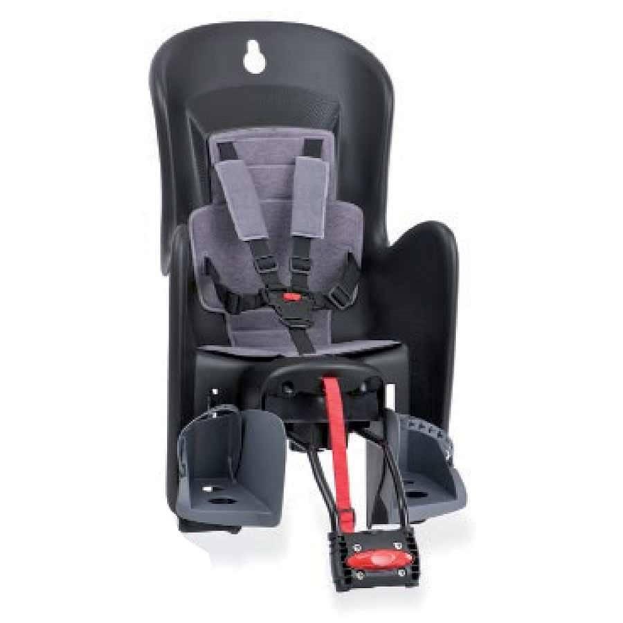 Polisport Plisprt, Bilby RS, Baby seat, Black/Grey
