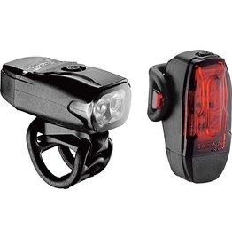 Lezyne Lezyne KTV Drive Headlight and Taillight: Black