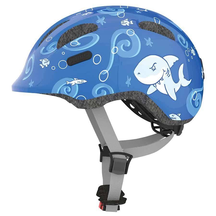 Abus Abus, Smiley, Helmet, Blue Sharky, S, 45-50cm