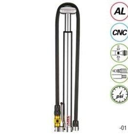 Lezyne Micro Floor Drive HP/HPG, Compact pump, Lezyne, HPG - With Gauge