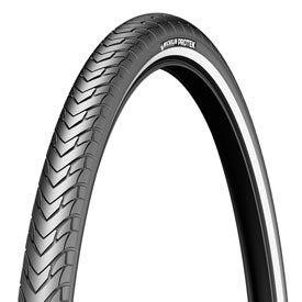 Michelin Michelin, Protek FR, 700x40C, Wire, Protek 1mm, Reflex, 22TPI, PSI, 775g, Black