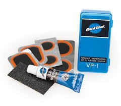 Park Tool PATCH KIT, PARK TOOL VP-1, Vulcanizing patch kit, single