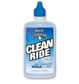 WHITE LIGHTNING Clean Ride, WHITE LIGHTNING, 4oz, single