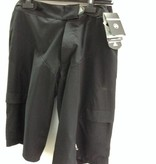 ADIDAS CLOTHING SHORTS, TRAIL BAGGY, Black, XXL