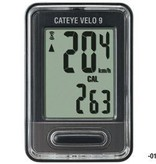 Cat Eye Cat Eye, Vel 9 (CC-VL820), Cyclcmputer, Black