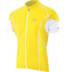 Cyclism LEMMON, JERSEY, YELLOW/WH, S